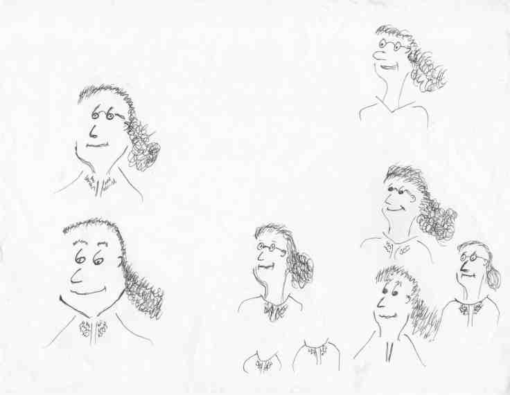 Pam drawing 2